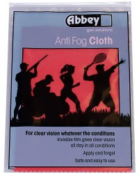 ABBEY ANTI FOG CLOTH