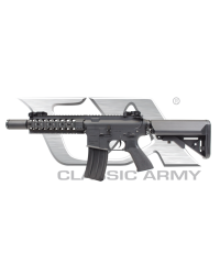 CLASSIC ARMY FULL METAL M4 VCW AEG - BLACK