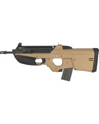 CYBERGUN FN HERSTAL F2000 (FN2000) AEG WITH SCOPE RAIL - TAN