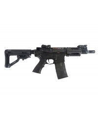 ICS GILBOA LICENSED SILVER SHADOW COMMANDO M4 CXP CQB - BLACK