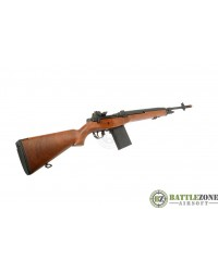 CYMA CM.032 M14 AEG RIFLE - WOOD
