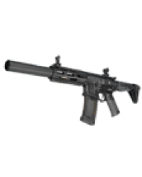 ARES AMOEBA AM-014 SHORT HONEY BADGER WITH EXTENDED SILENCER - BLK
