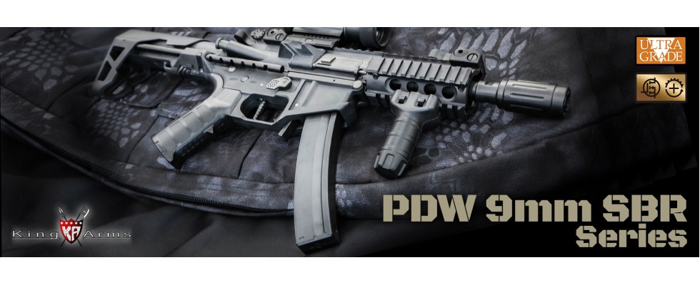 Kingarms PDW 9mm