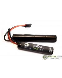 8.4V 1600MAH NUNCHUCK TYPE NIMH BATTERY