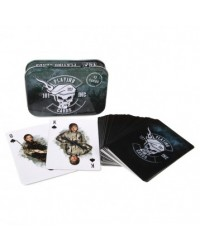 KIDS ARMY PLAYING CARDS AND GIFT TIN
