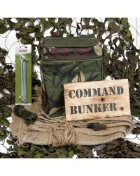 KIDS ARMY COMMAND BUNKER SET