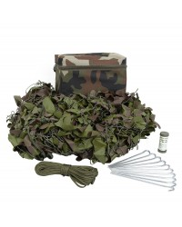 COMPLETE ARMY DEN MAKING KIT