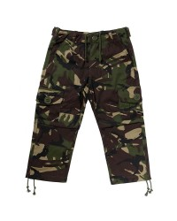 WOODLAND CAMOUFLAGE TROUSERS
