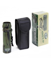 ARMY CAMOUFLAGE 10x25 MONOCULAR