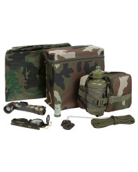 KIDS ARMY OUTDOOR ADVENTURE KIT