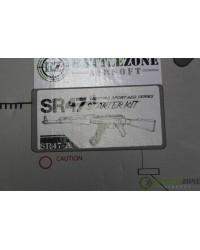SRC AK47 SR47-A SPORTLINE AEG - BONEYARD (SPARES OR REPAIR)