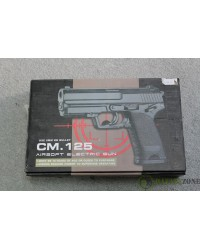 CYMA CM.125 USP AEP - BLACK - BONEYARD (SPARES OR REPAIR)