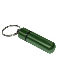 GEOCACHING KEYRING - GREEN