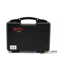 NUPROL SMALL HARD CASE - BLACK - WAVE FOAM