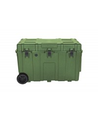 NUPROL KIT BOX HARD CASE - GREEN