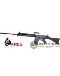 ARES ORIGINAL BRITISH L1A1 SLR NEW 2016 VERSION AEG RIFLE - BLACK