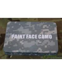 CAMO FACE PAINT