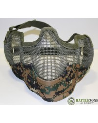 FULL LOWER MESH MASK - MARPAT