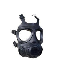 NEW SWEDISH CIVIL DEFENCE GAS MASK FORSHEDA NBC F2 A4