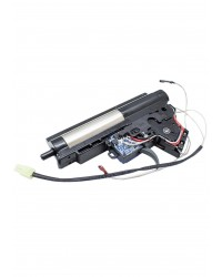 ARES AMOEBA COMPLETE M4 V2 GEARBOX WITH ECU FOR EFCS - REAR WIRED