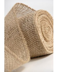 BURLAP 30CM WIDE - PRICED PER METRE