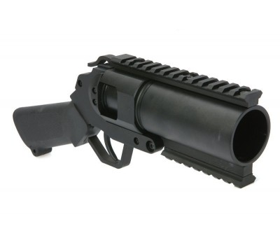 CYMA 40MM AIRSOFT GRENADE LAUNCHER M052 - BLACK
