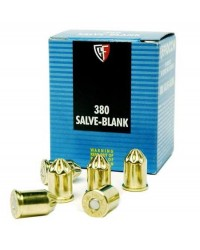 FIOCCHI .308 9MM 9 X 17 SALVE BLANKS - 50 PCS