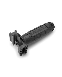 G&G RAILED TACTICAL FOREGRIP - BLACK