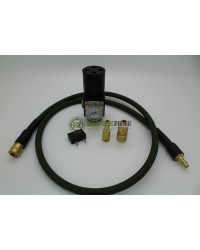 BALYSTIK HPR800C V3 REGULATOR WITH AIRLINE US - OD