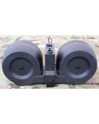 BATTLEAXE M4 DRUM MAG 2300 ROUNDS