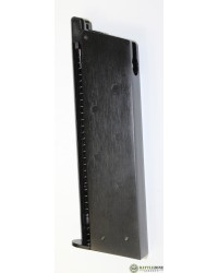 WE 1911 SERIES GBB PISTOL MAGAZINE - BLACK