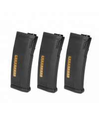 KWA MS120C MID CAP ADJUSTABLE MAGAZINE 3 PACK WITH CUT OFF