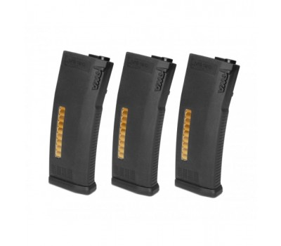 KWA MS120 MID CAP MAGAZINE 3 PACK