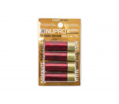 NUPROL SHOTGUN SHELL PACK - 4PC
