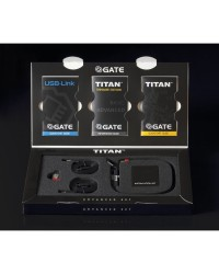 GATE TITAN V2 ADVANCED SET - REAR WIRED
