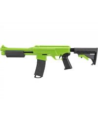 JT SPLATMASTER Z18 PAINTBALL PUMP GUN GARDEN DUEL PACKAGE