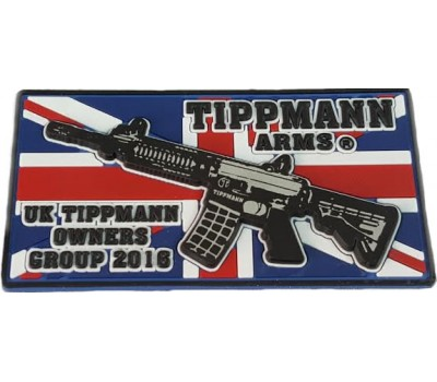 TIPPMANN ARMS UK OWNERS GROUP PATCH