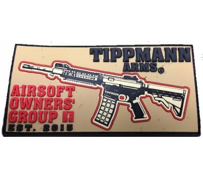 TIPPMANN ARMS ORIGINAL OWNERS GROUP PATCH