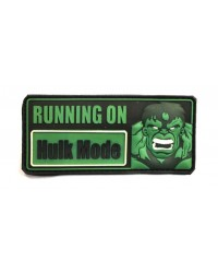 RUNNING ON HULK MODE PATCH