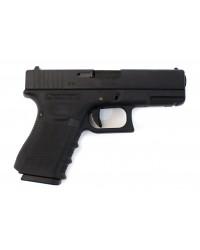 WE G19 EU19 GEN4 GBB PISTOL - BLACK
