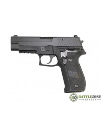WE F226 (P226) GBB PISTOL WITH RAIL