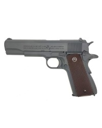 CYBERGUN COLT M1911 100TH ANNIVERSARY CO2 PISTOL - GREY