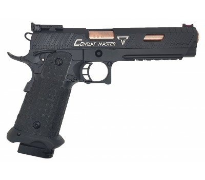JAG PRECISION TARAN TACTICAL INTERNATIONAL LICENSED JW3 TTI 2011 COMBAT MASTER GBB PISTOL