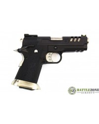 WE BABY HI-CAPA 3.8 GEN2 E FORCE PISTOL - BLACK