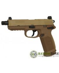 FN HERSTAL FNX-45 TACTICAL GBB PISTOL - TAN
