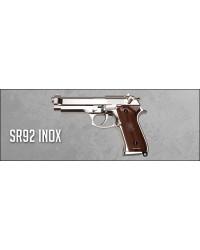 SRC SR-92 M92 INOX GBB PISTOL