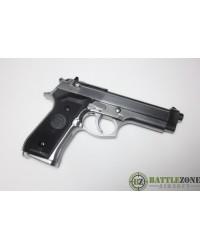 WE M92F GEN2 GBB PISTOL - SILVER