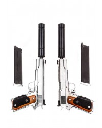 VORSK AGENCY VX-9 SPECIAL EDITION TWIN PACK - HITMAN (RETURNED)