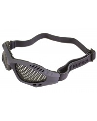 NUPROL SHADES MESH GOOGLES EYE PROTECTION - GREY
