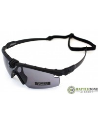 NUPROL BATTLE PRO'S - BLACK FRAME / SMOKED LENSE